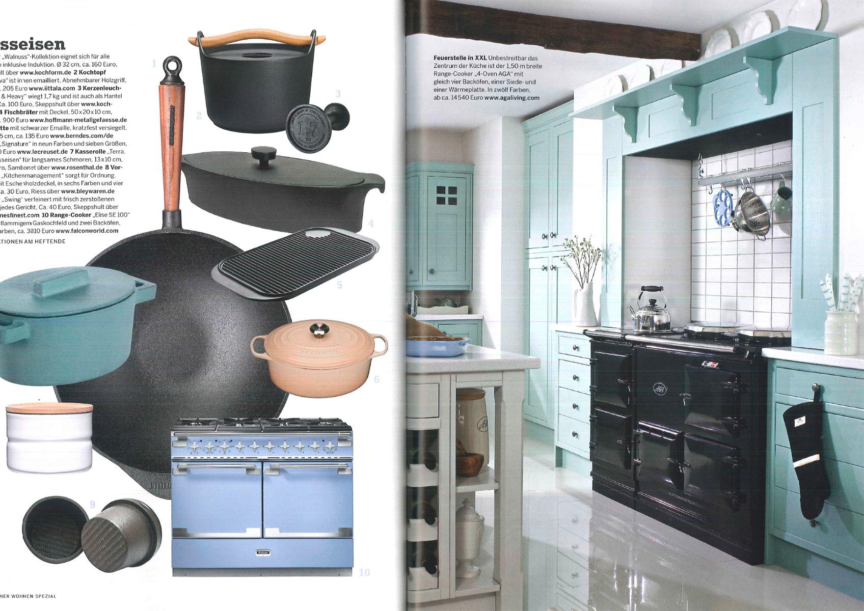 neptune aga falcon sch ner wohnen spezial 02 2015 petra sch nfeld. Black Bedroom Furniture Sets. Home Design Ideas